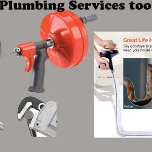 Best Plumbing Services Tools