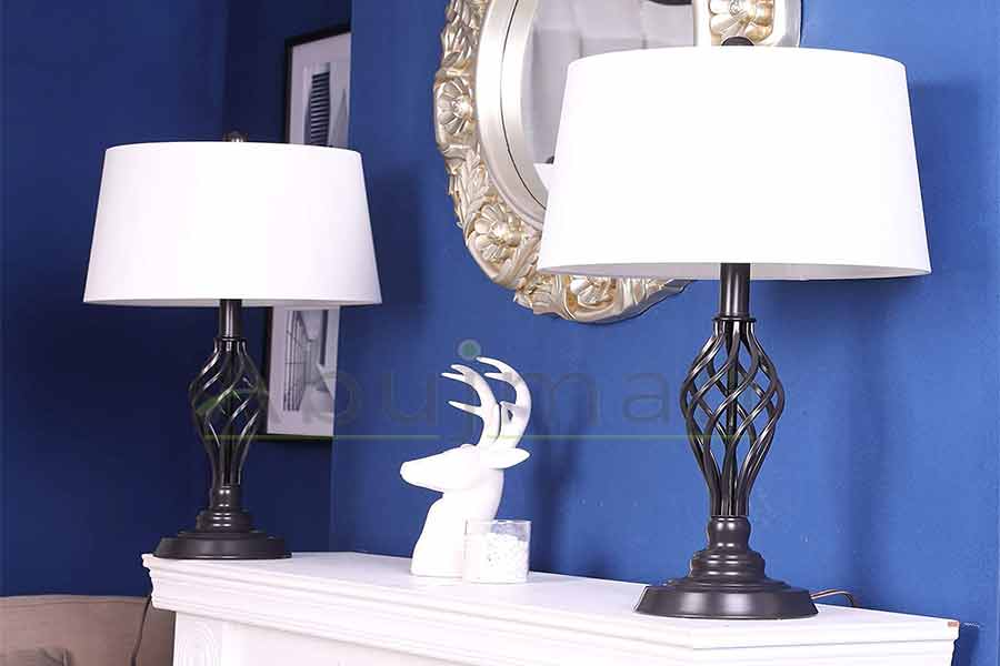 Unique Table lamps set of Two